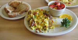 Photo of Kerbey Scramble from Kerbey Lane Cafe in Austin, TX