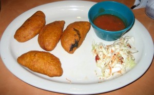 Photo of Empanadas at Elsi's Restaurant in Austin, TX
