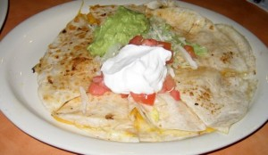 Photo of Chicken Quesadillas at Elsi's Restaurant in Austin, TX