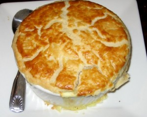 Photo of Heartland Chicken Pot Pie at Marie Callender's in Austin, TX