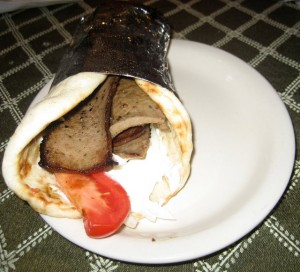 Photo of Gyro Pita at Zakia's Greek Cuisine in Austin, TX