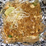 Photo of Pad Thai at Thai Cuisine in Austin, TX