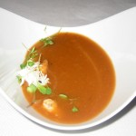 Photo of Lobster Bisque at Driskill Grill in Austin, TX