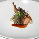 Photo of Roasted Bandera Quail at Driskill Grill in Austin, TX