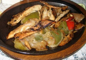 Photo of Chicken Fajitas at Iguana Grill in Austin, TX