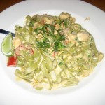Photo of Chicken Tequila Fettuccine at CPK in Austin, TX