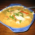Photo of Panang Curry at Thamnak Thai in Cedar Park, TX