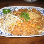 Photo of Pad Thai at Thamnak Thai in Cedar Park, TX