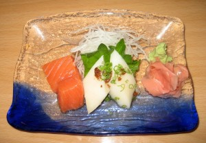Photo of Sashimi at Sushi Nini in Round Rock, TX
