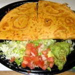 Photo of  Stuffed Fajita Quesadilla at La Salsa in Austin, TX