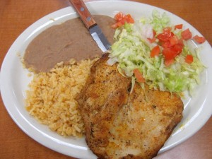 Photo of Pollo A La Parrilla at Amaya's Taco Village in Austin, TX
