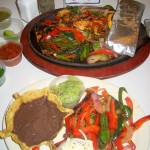 Photo of Fajitas at Zuzu in Austin, TX