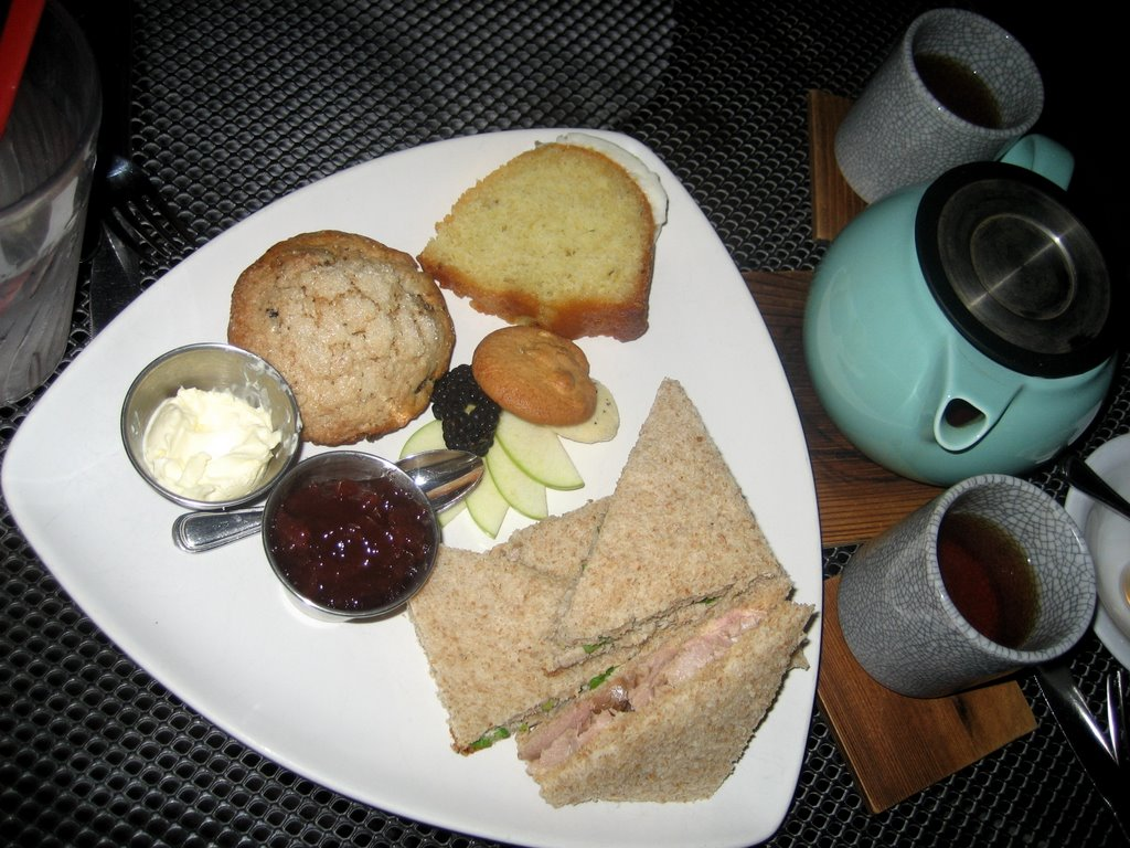 Steeping Room Review in Austin, TX