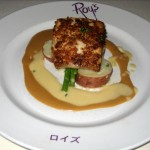 Photo of Roy's Classic Roasted Macadamia Nut Crusted Mahi Mahi in Austin, TX