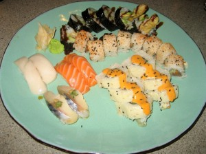 Photo of food at Origami Japanese Cuisine in Round Rock, TX