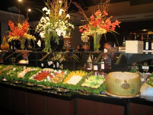 Photo of Salad Bar at Fogo De Chao in Austin, TX
