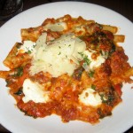 Photo of Baked Ziti Bolognase at NoRTH in Austin, TX