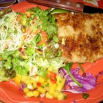 Photo of Macadamia-Crusted Mahi Mahi at Hula Hut in Austin, TX