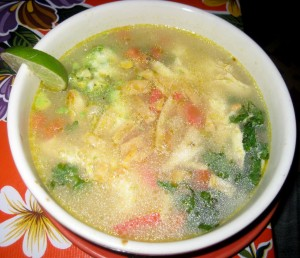 Photo of Tortilla Soup at Hula Hut in Austin, TX