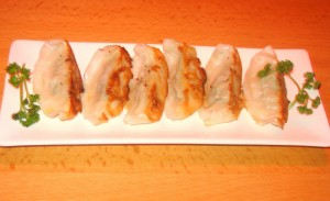 Photo of Gyoza at Momiji in Austin, TX
