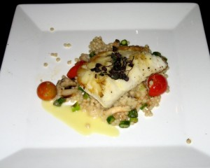 Photo of Chilean Sea Bass at Shoreline Grill in Austin, TX