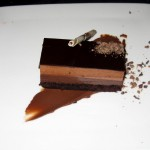 Photo of Chocolate Mousse Cake at Shoreline Grill in Austin, TX