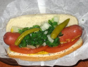 Photo of Chicago Dog from Frank in Austin, TX