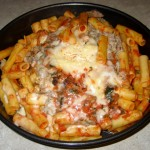 Photo of Taylor Street's Baked Ziti at Maggiano's in Austin, TX