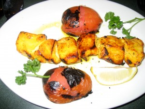 Photo of Chicken Shish-Kabab at Shandeez Grill in Austin, TX