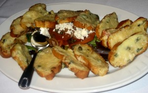 Photo of Romano Bruschetta at Freda's in Austin, TX