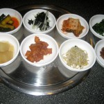 Photo of Side Dishes at Shilla Korean BBQ in Austin, TX