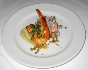Photo of Sauteed Shrimp at Zoot in Austin, TX