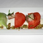 Photo of Heirloom Tomato Salad at Zoot in Austin, TX