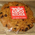Photo of Oatmeal Cookie at Zoe's Kitchen in Austin, TX