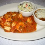 Photo of Shrimp Creole at Mama Roux in Austin, TX