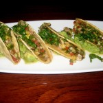 Photo of Baja Cerviche Tacos at Truluck's in Austin, TX