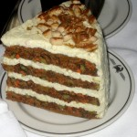 Photo of Carrot Cake at Truluck's in Austin, TX