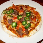 Photo of Beef Tri-Tip Pizza at North By Northwest in Austin, TX