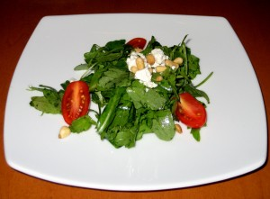 Photo of Cru House Salad at Cru in Austin, TX