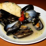 Photo of Steamed Prince Edward Mussels at Cru in Austin, TX