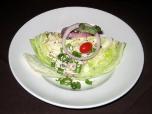 Photo of Wedge Salad at Perry's in Austin, TX