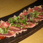 Seared Tuna at Piranha Killer Sushi in Austin, TX