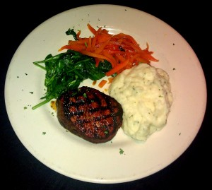 Photo of Filet Mignon at Austin Land & Cattle in Austin, TX