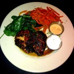 Photo of Breast of Chicken at Austin Land & Cattle in Austin, TX