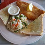 Photo of Swai Fish at European Bistro in Pflugerville, TX
