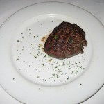 Photo of Filet Mignon at Eddie V's in Austin, TX
