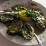 Photo of Broiled Oysters at Eddie V's in Austin, TX