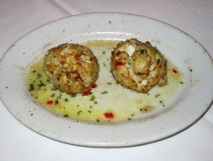 Photo of Crab Cakes at Ruth's Chris in Austin, TX