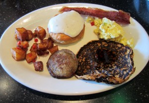 Photo of Brunch Buffet at Threadgill's in Austin, TX
