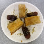 Photo of Baklava at Sarah's Mediterranean in Austin, TX